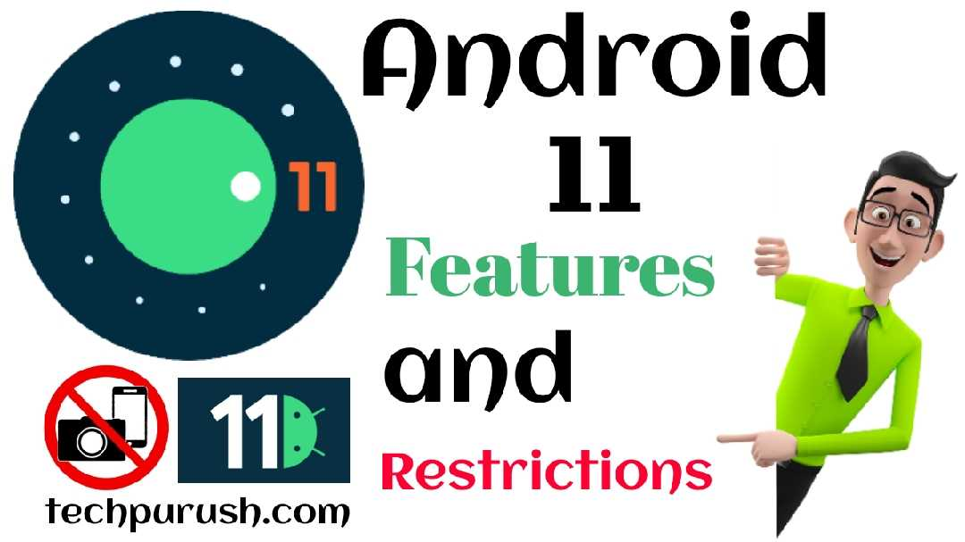 New Android 11 Features and Limitations – Read Before Upgrading
