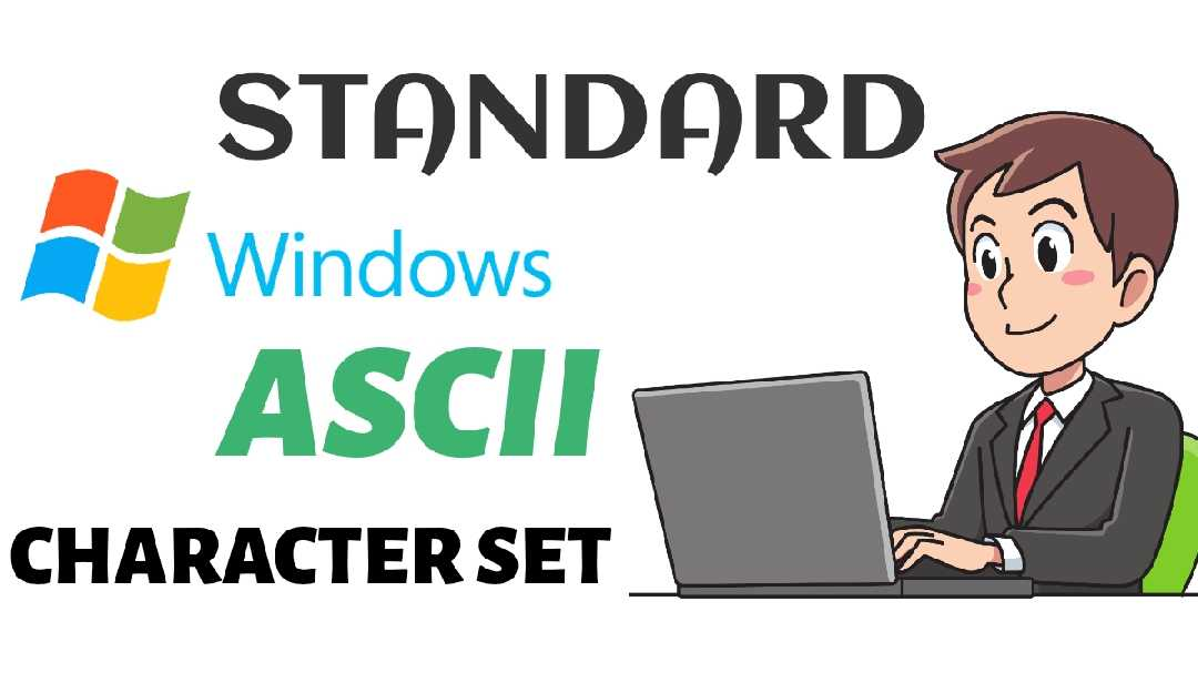 ASCII Table – A to Z Standard ASCII Codes