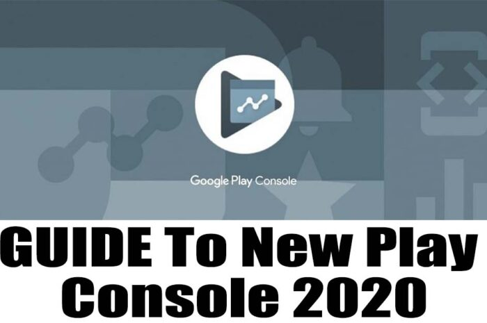 GUIDE To New Google Play Console 2020 – Tutorial