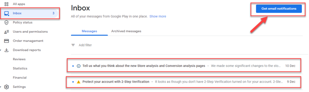 New Google Play Console Hands on new google play console